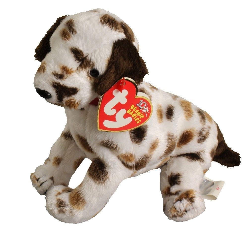 0576dd326d5 Ty Beanie Buddy -BO the Dalmatian DOG MWMT 2003 Vintage Stuffed Animal