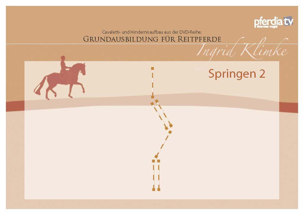 Gymnastikreihe Ingrid Klimke Pferdia Tv Reiten Reitpferd Springreiten