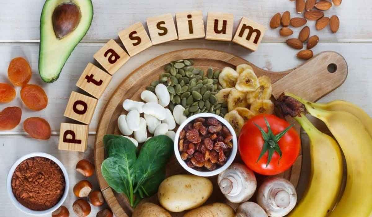 ما هو علاج نقص البوتاسيوم Nutrition Recipes Potassium Rich Foods Natural Detox Drinks