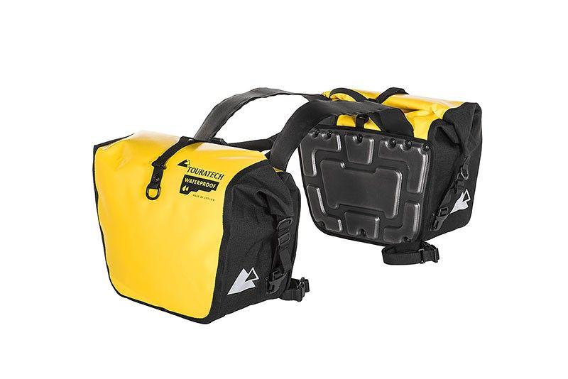 Packtaschen Endurance Velcro Paar Gelb By Touratech Waterproof