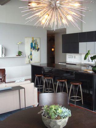 Modern Dining Room photo by Threshold Goods & Design, LLC.