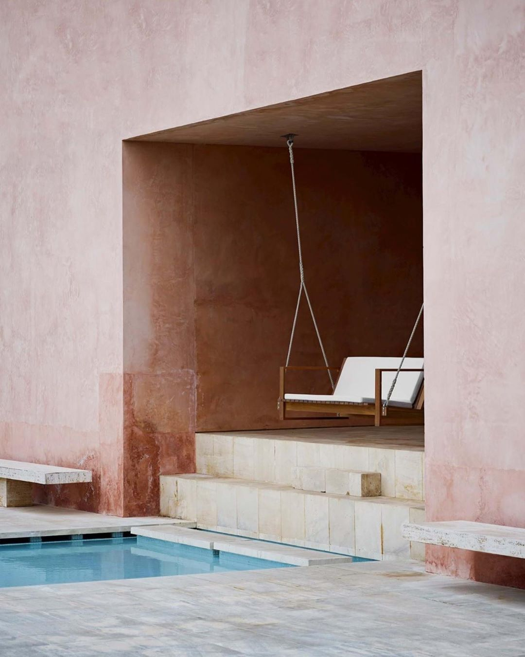 Ibiza Interiors On Instagram Columpio Characteristic Finishes And A Great New Item In Our In 2020 Indoor Outdoor Furniture Architecture Design Architecture