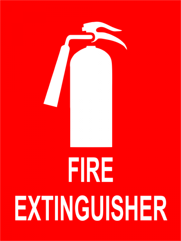 Fire Extinguisher Sign Icon Engraved Plastic Sign 8 Fire Extinguisher Extinguisher Health And Safety Poster