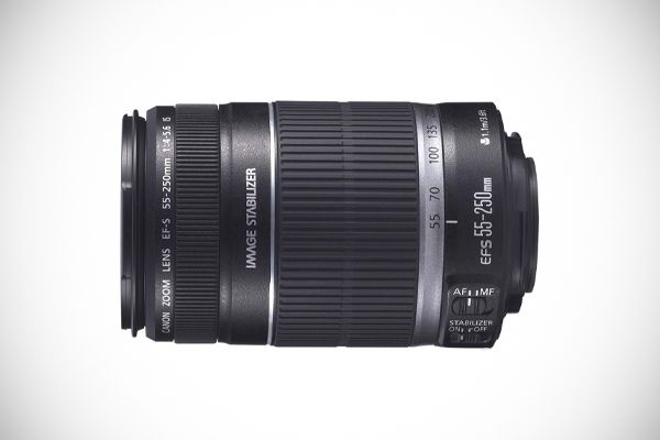 Canon EF-S 55-250mm f/4.0-5.6 IS Telephoto Zoom Lens for Canon Digital SLR Cameras #lens #canon