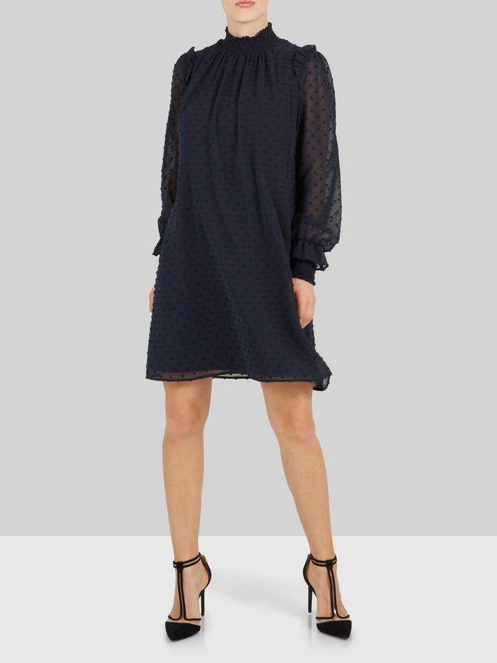 y.a.s stehkragen- kleid online kaufen | kleider, mode