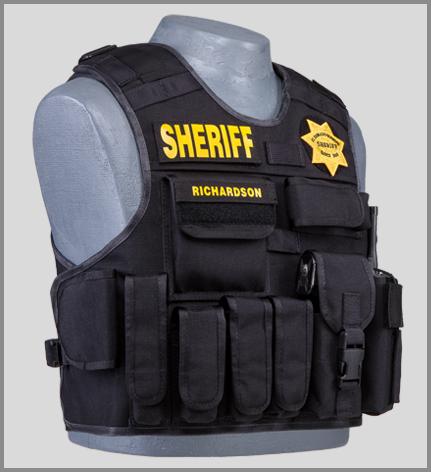 Police patrol tactical vest outer ballistic vest for Best shirt to wear under ballistic vest