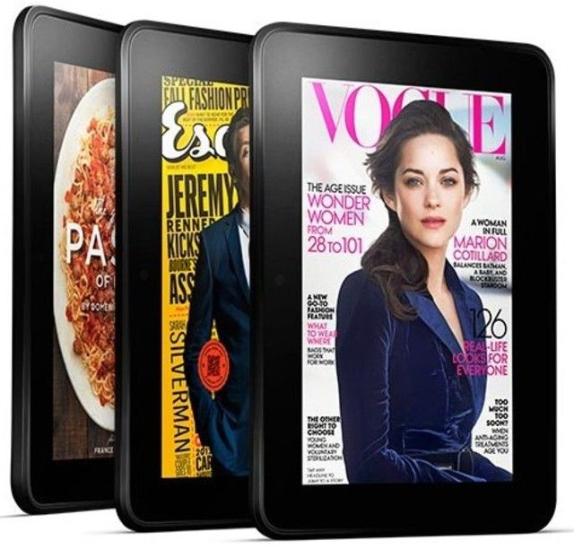 Must-Have Gadgets for Business Travel-Kindle Fire HD