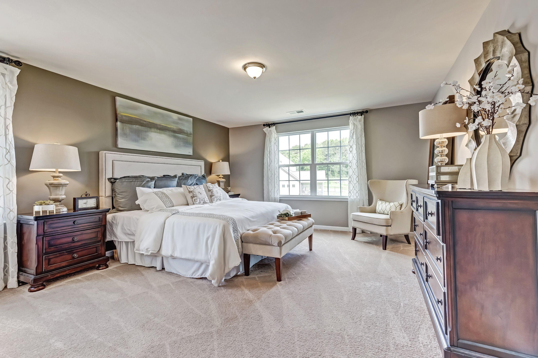 Master bedroom Fairfield model Lakemont Commons Home