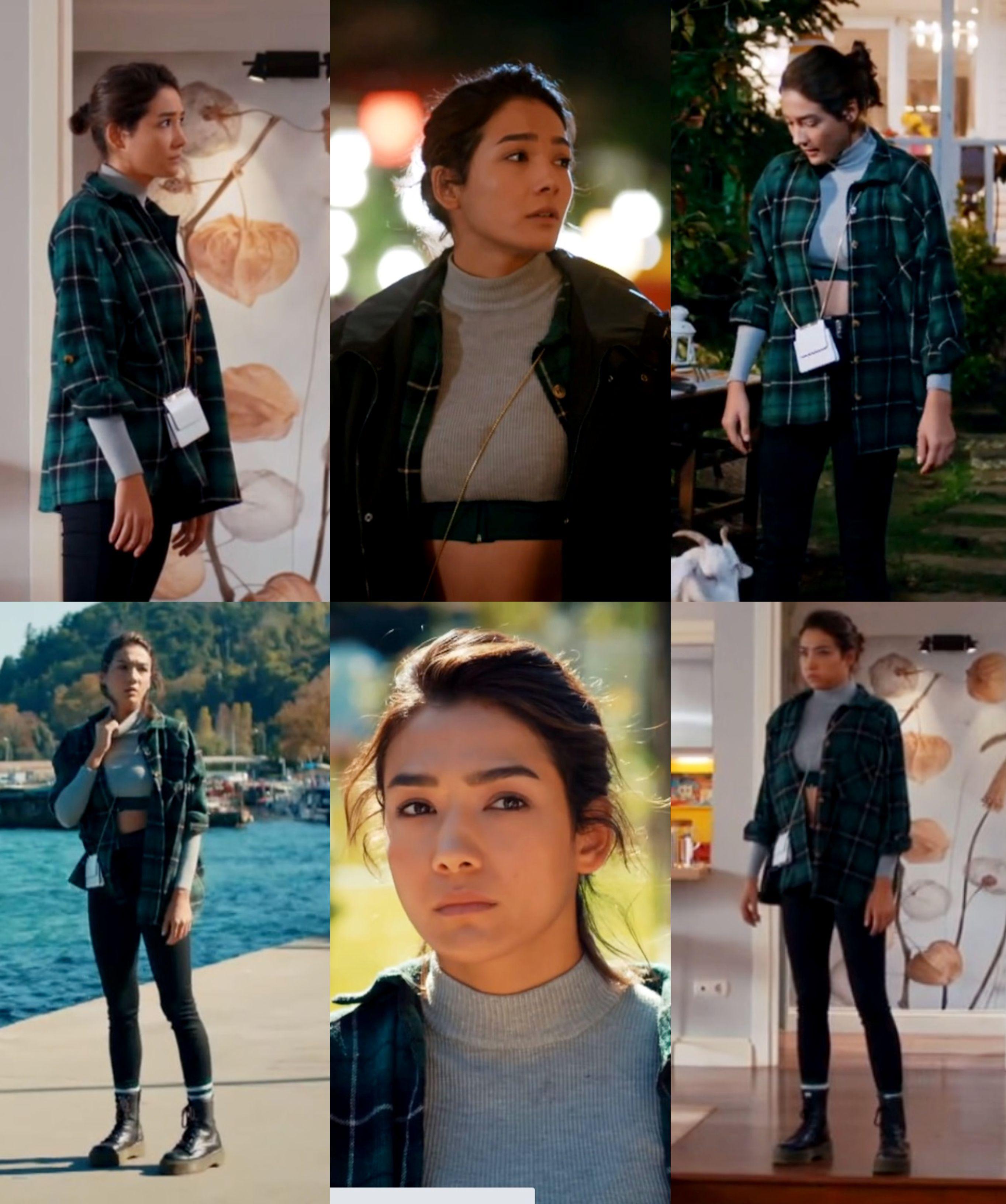 Selin 19 Episode Her Yerde Sen Giyim Fenomenler