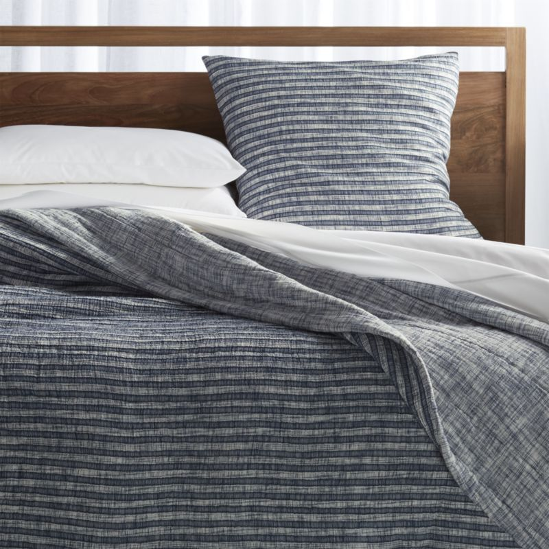 Zoli Muslin Quilts And Euro Sham Crate And Barrel Bed Linens Luxury Bed Linen Design Neutral Bed Linen
