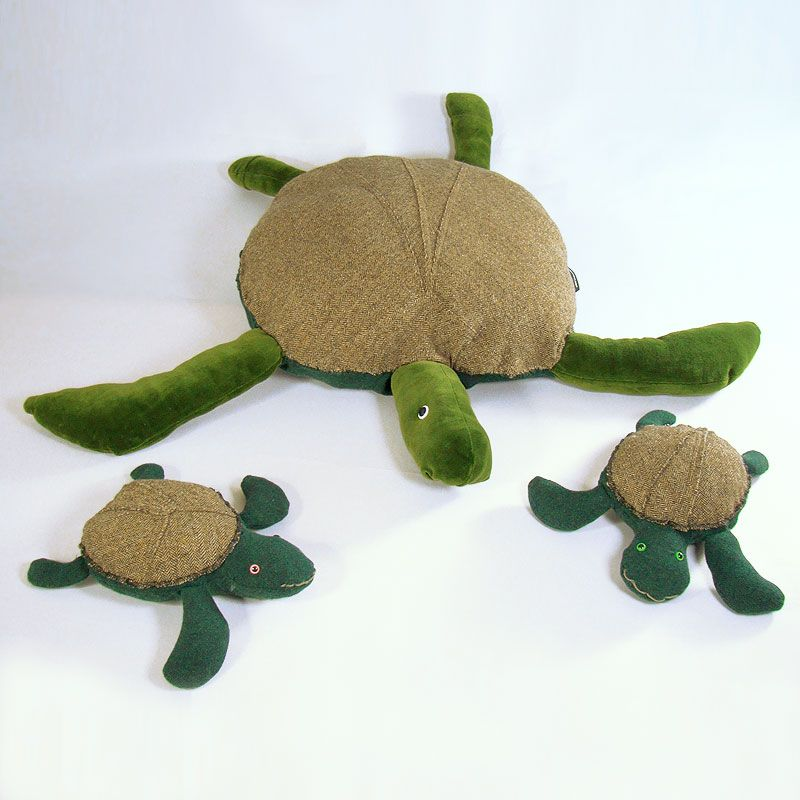 Sea turtles by Lalala Toys