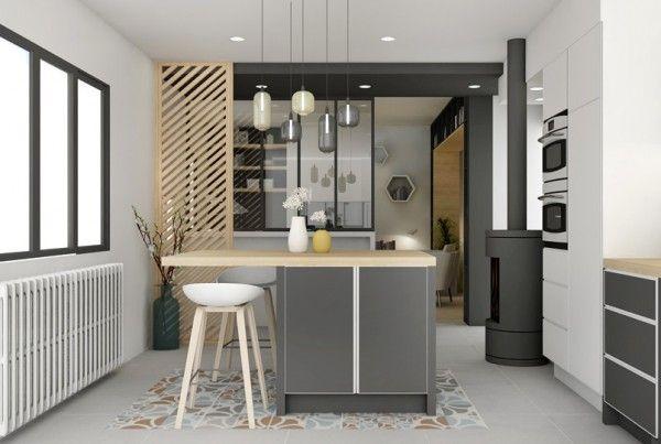 Ambiance scandinave am nagement lyon d coration meuble for Amenagement vestibule maison