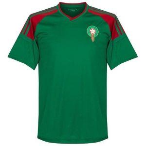 898f694cb84 2018 World Cup Jersey Morocco 3rd Replica Green Shirt [BFC778 ...