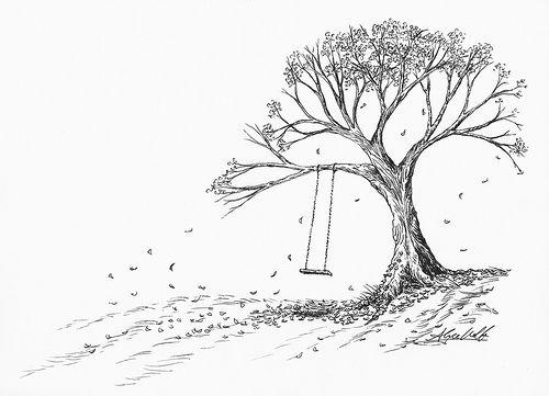 Tree Swing …
