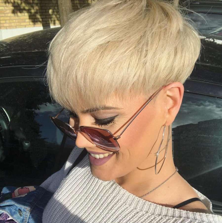 Short hairstyles womenus cropper pinterest hairstyles