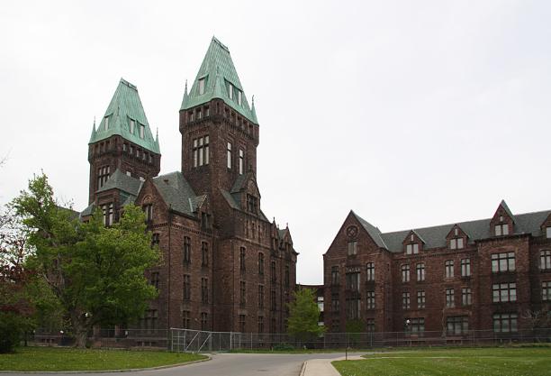 Ney York Buffalo State Asylum
