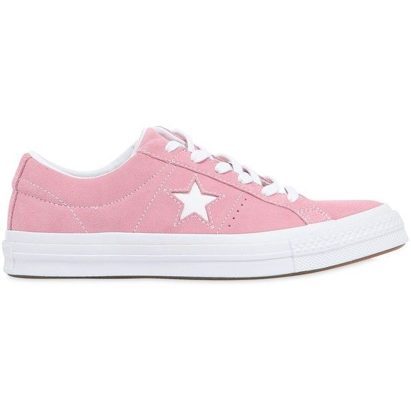 Pink suede shoes, Pink sneakers