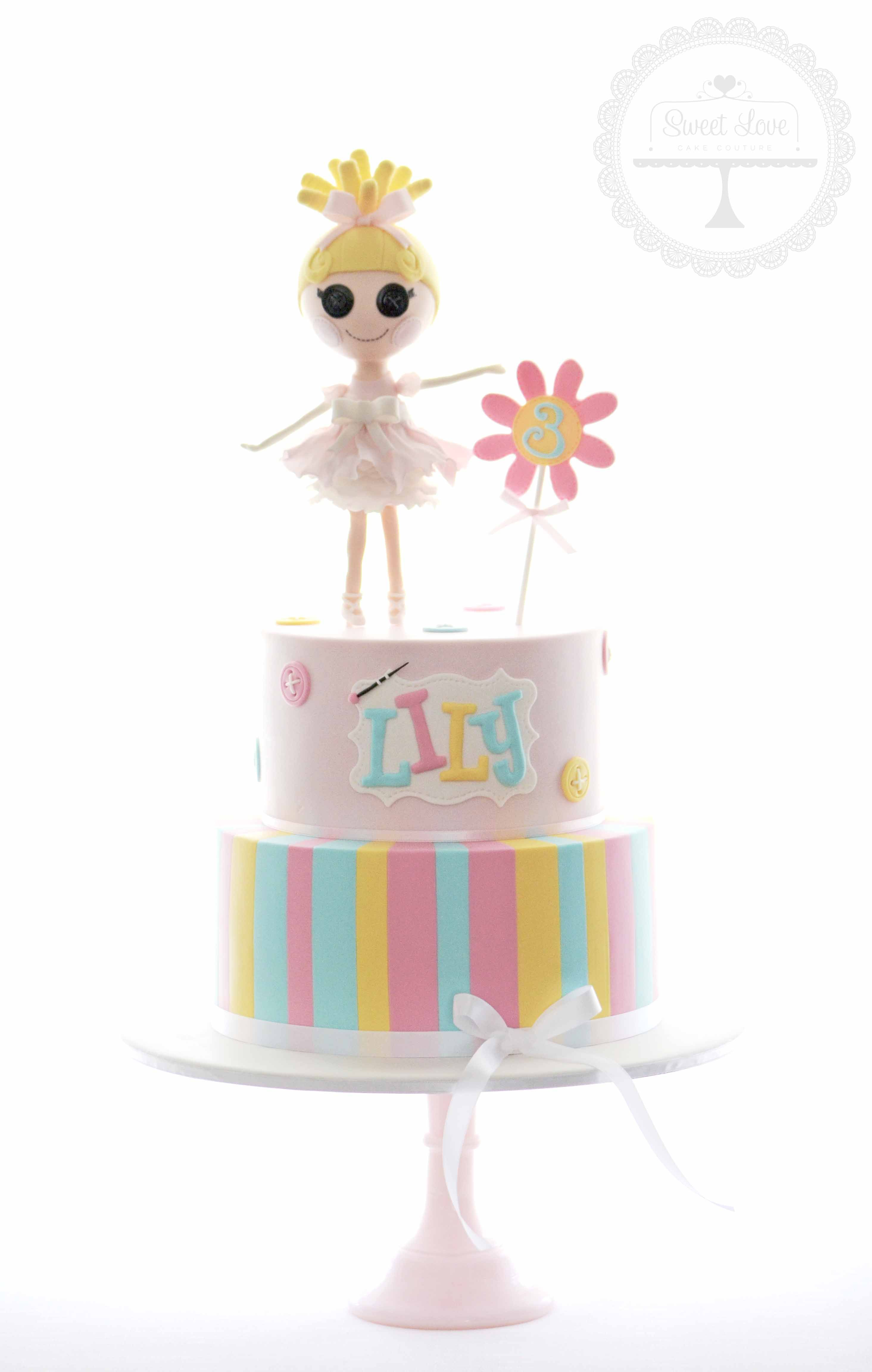 Children's Cakes | Sweet Love Cake Couture - Coffs Harbour Wedding Cake Specialist