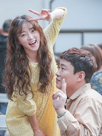 Ahn Jae Hong And Song Ha Yoon Play The Couple Who Has Been Together For Six Years In Fight For My Way Korean Actresses Kdrama Actors Korean Drama