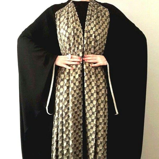 Madameoya silk abayas @madameoya #madameoya