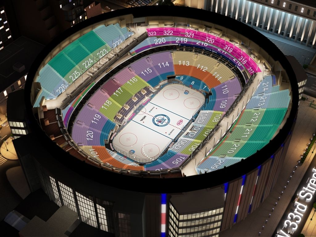 Msg Interactive Seating Chart Interactiveseatingchartformadisonsquaregarden Msginteractiveseatingchart Madison Square Seating Charts Madison Square Garden