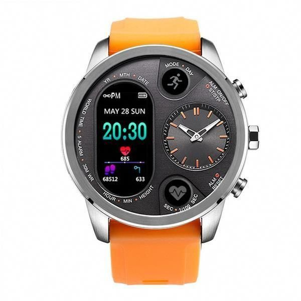 Z8 Bluetooth V4.0 IP67 Smartwatch For Ios Android Phone