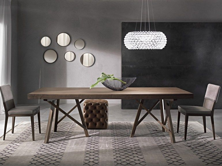 Tavoli Sala Da Pranzo In Legno : Zeus tavolo in legno massello forniture tavolo