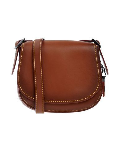COACH Across-body bag.  coach  bags  shoulder bags  leather  lining     coachbodybag 498a1d35a3d92