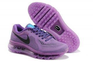 Nike Air Max 2014 Womens Running Shoes 1 Model: 951 purple