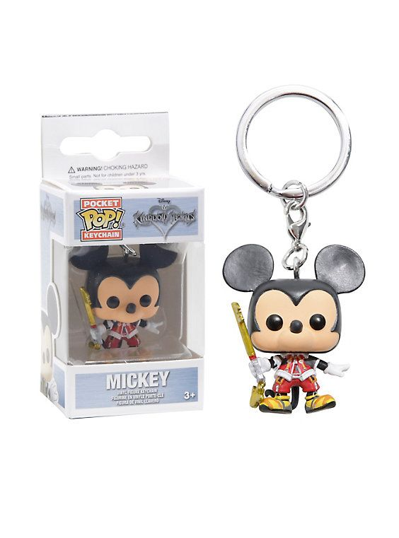 MICKEY MOUSE Funko Collectible Pen with Topper New Kingdom Hearts
