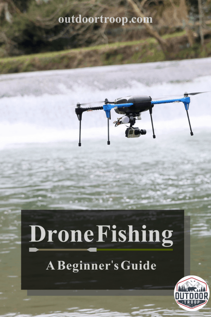 Drone Fishing is one of the newest ways to fish out there
