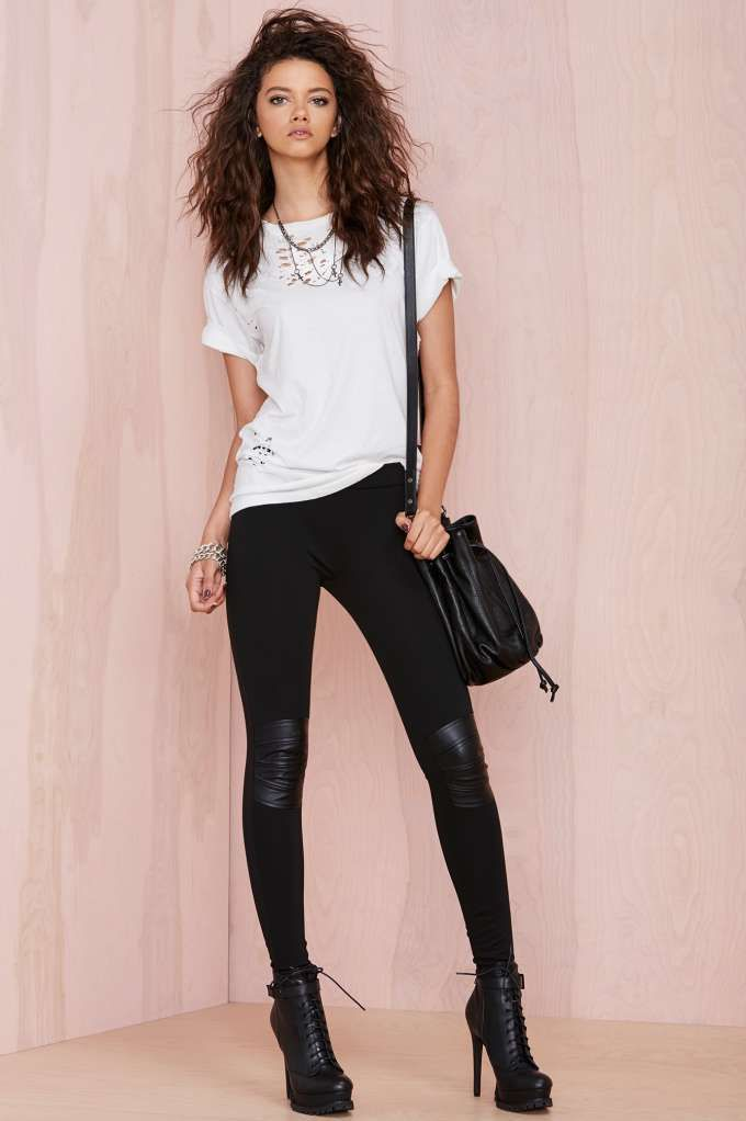 Nasty Gal Toughen Up Leggings | Shop Clothes at Nasty Gal! | Fashion ...