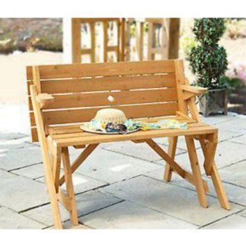 Amazon Com Merry Products Interchangeable Picnic Table And Garden