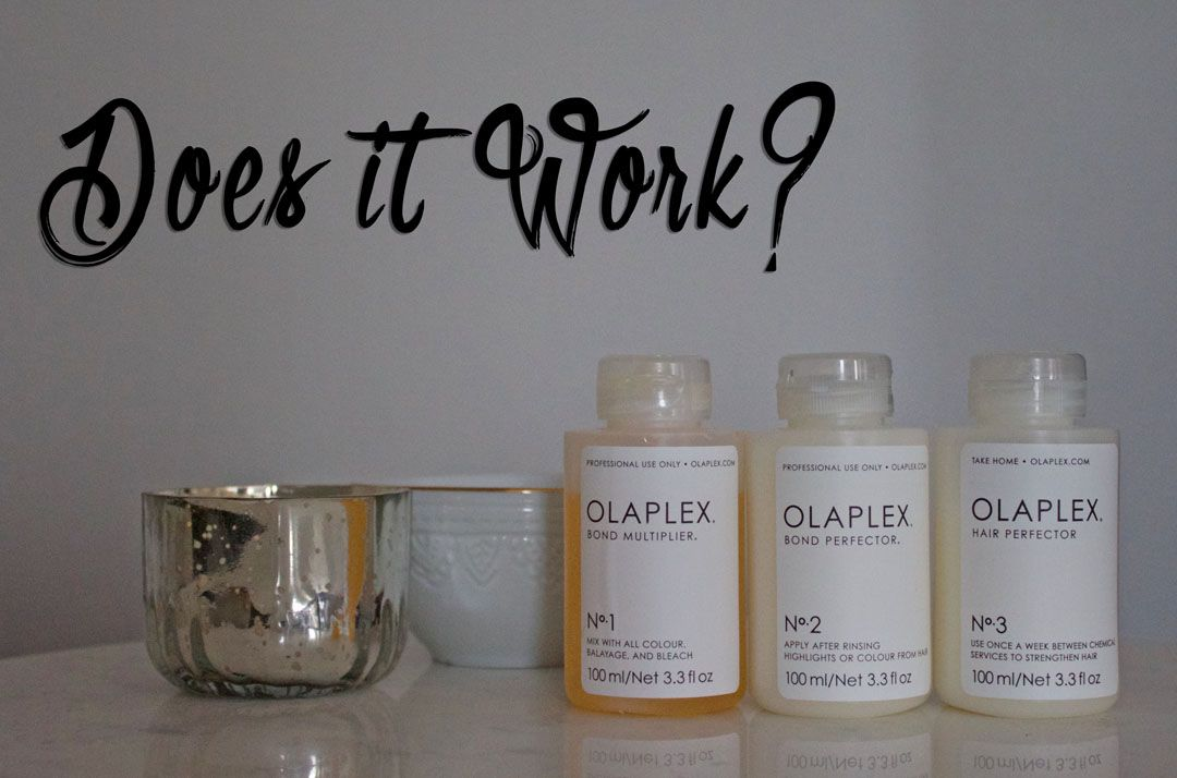 Does Olaplex Work? It Only Took A Near Disaster To Find