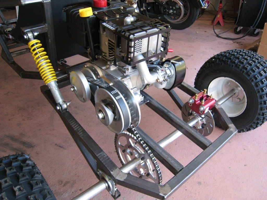 Kart Cross Buggy Build Arachnid Build In Nola Page 5 Diy Go Kart Forum Atv