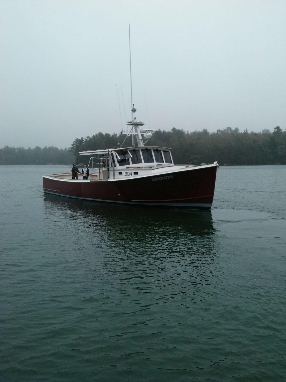 Boats yachts maine boats lobster boats picnic boats sailing - Lobster Boat Johns Bay Boat Company