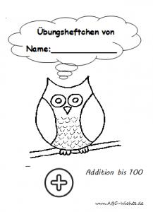 Übungsheftchen mathematik - addition im zr bis 20 | school fun, school, education