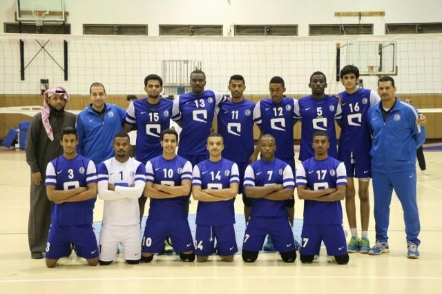 Al Hilal Youth Volleyball Team Defeats Youth Volleyball Volleyball Team Volleyball