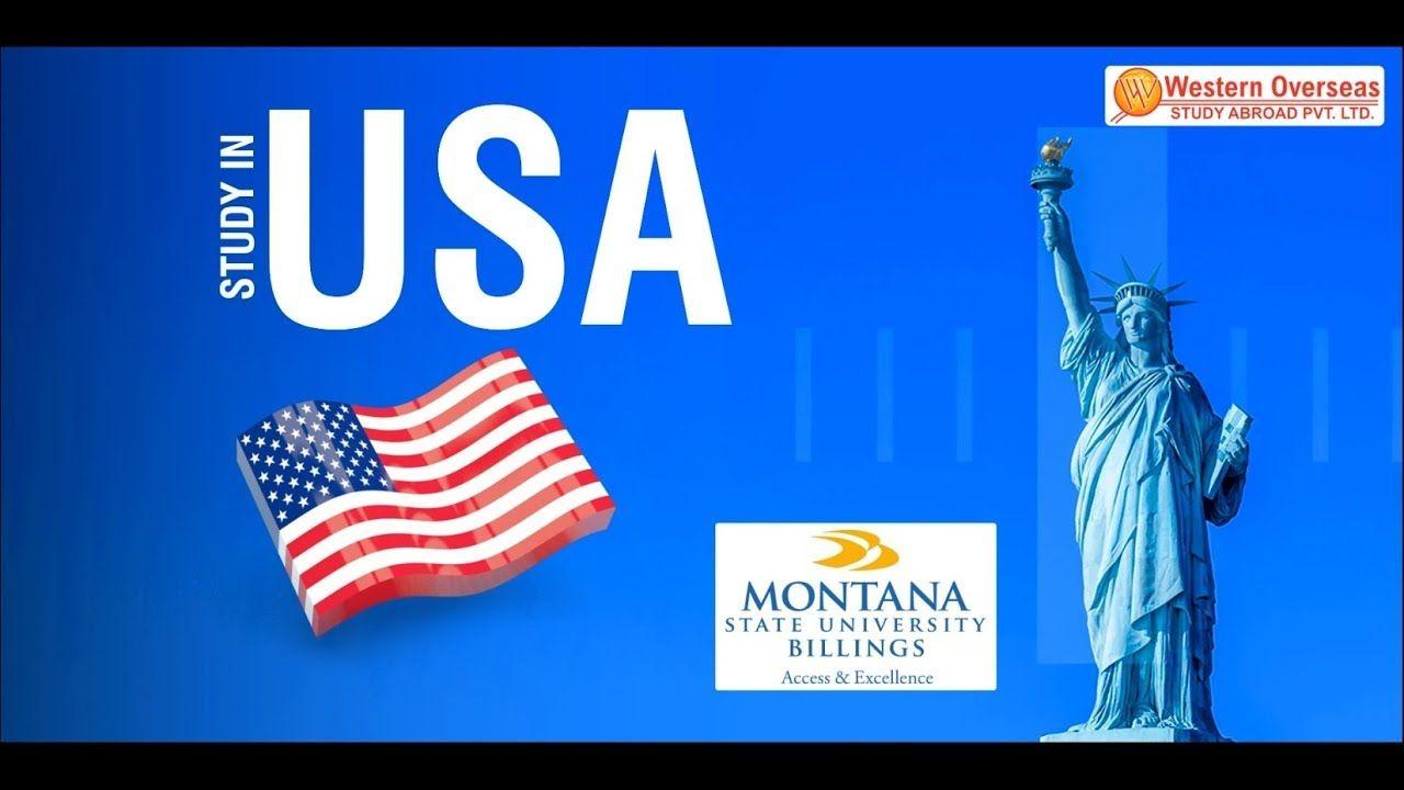 Study in USA Montana State University Billings Montana