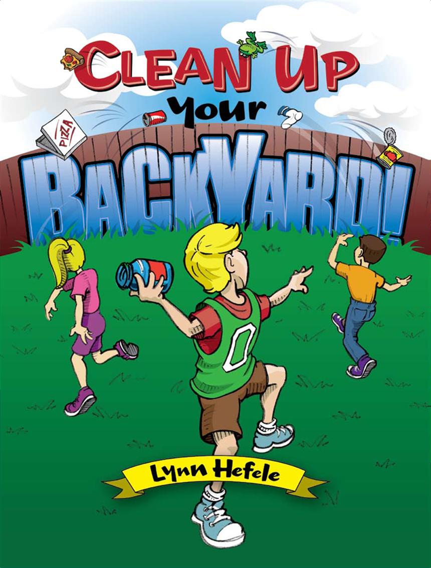 Clean Backyard Teacher Physical Education
