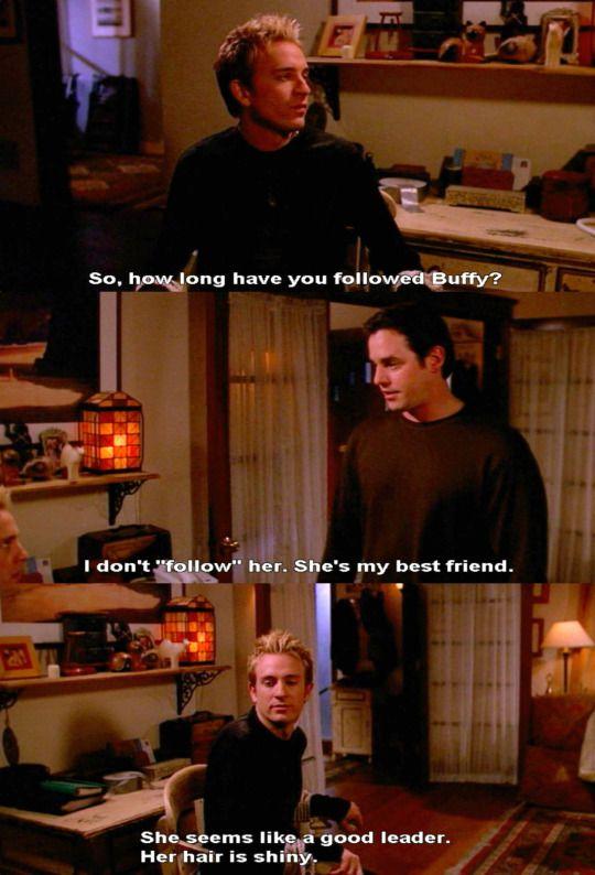 Buffy Screencaps Buffy The Vampire Slayer Funny Buffy The Vampire Slayer Buffy