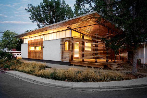 Incroyable Contemporary Modular Homes North Carolina : Modern Modular Home