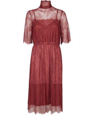 Rear woven kjole fra DAY Birger et Mikkelsen – Køb online på Magasin.dk - Magasin Onlineshop - Køb dine varer og gaver online pid=VA04403120-06981469_061 null