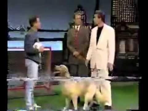 1994 Wonder Dog Air Buddy Arnold Schwarzenegger Entire Clip