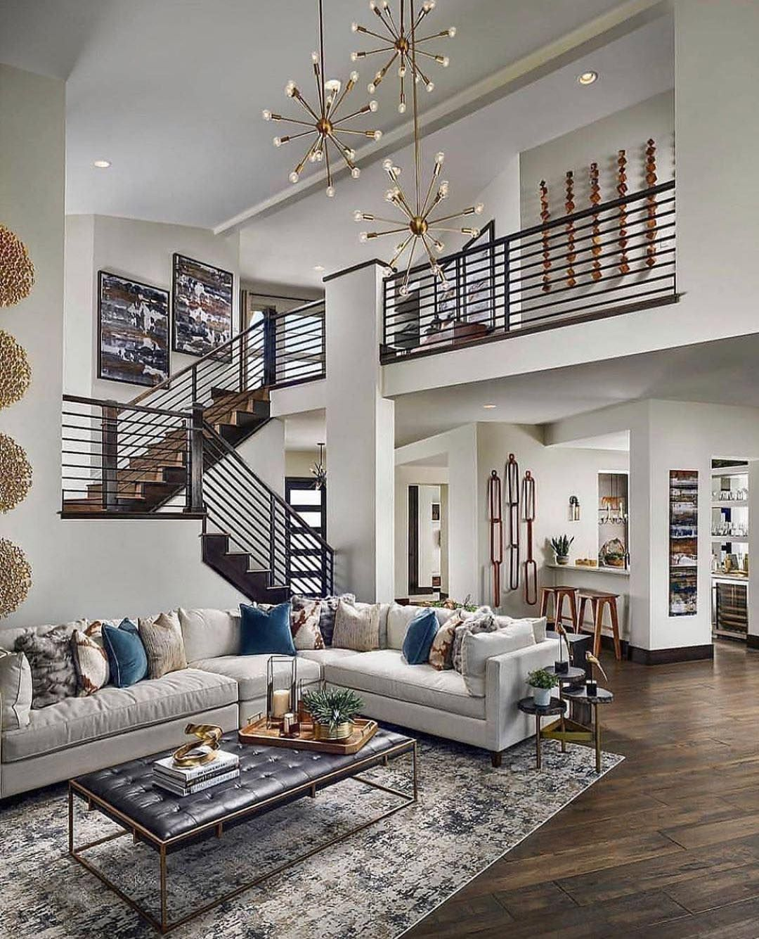 31 Admirable Modern Living Room Design Ideas You Should Copy Homyhomee Living Room Design Modern Living Room Decor Apartment Living Room Scandinavian