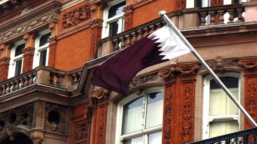 تويتر يغرد قطر دويلة المتحرشين Lamp Post Structures