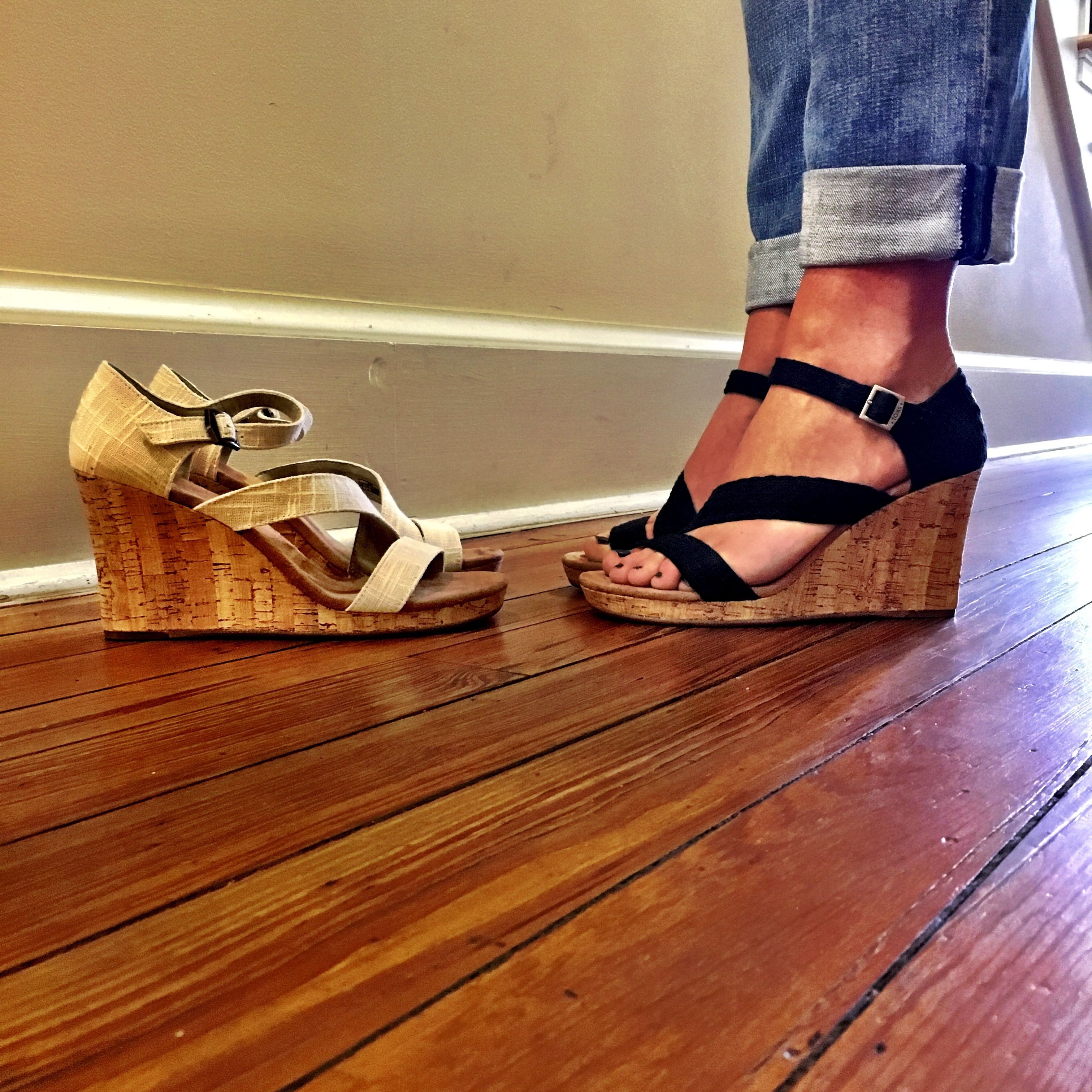 comforter ways comfortable wedges to high make articles most shoes heel