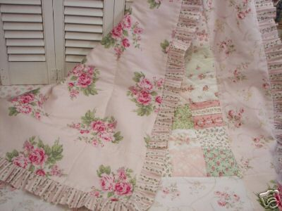 Amazing Shabby Chic Quilt Back Side Shabby Crafts Shabby Chic Download Free Architecture Designs Scobabritishbridgeorg