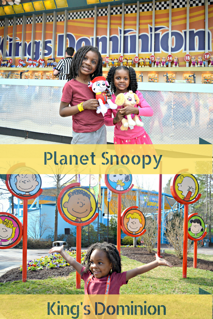 1e934aa0e2  ad  King s Dominion has expanded it s 14 acre Planet Snoopy area with  three new rides