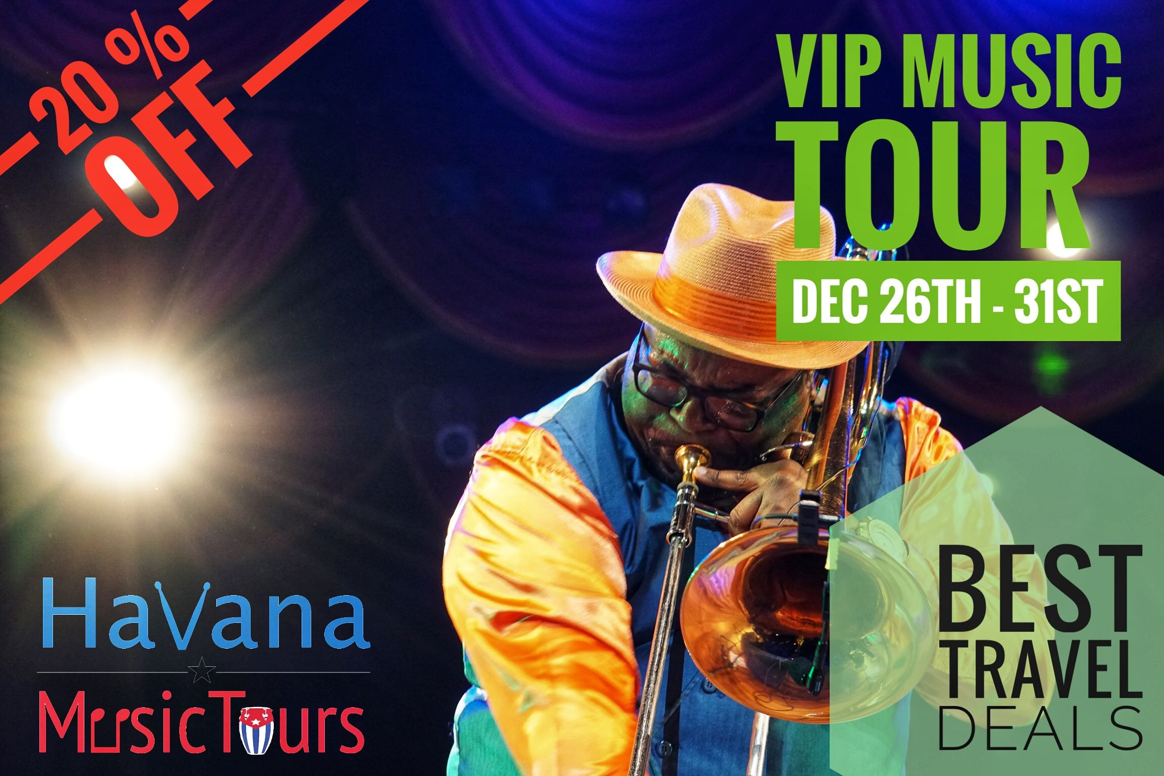 Cuba is a country full of music, check out our new cuba music tours offers! . . 👉musicalgetaways.com / havanamusictours.com   . #musicacubana🇨🇺 #musictours #blackfriday #cybermonday #greatdeals #traveldealsonline #travelscuba #goodtravels #goodoffersonline #musictravels #holidaysoptions #holidaytraveldeals #holidayspecial #holidayoffers